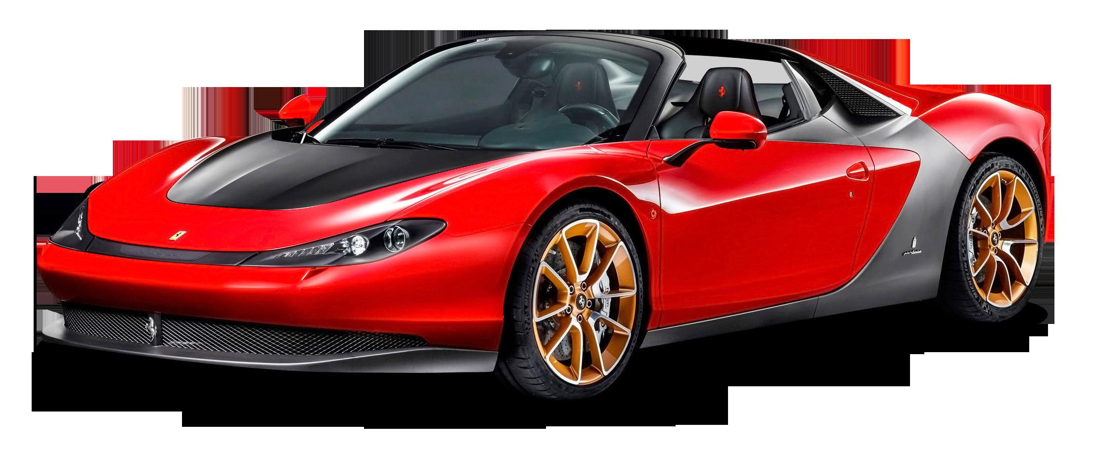 Ferrari Sergio PNG Pic - Farrari HD PNG