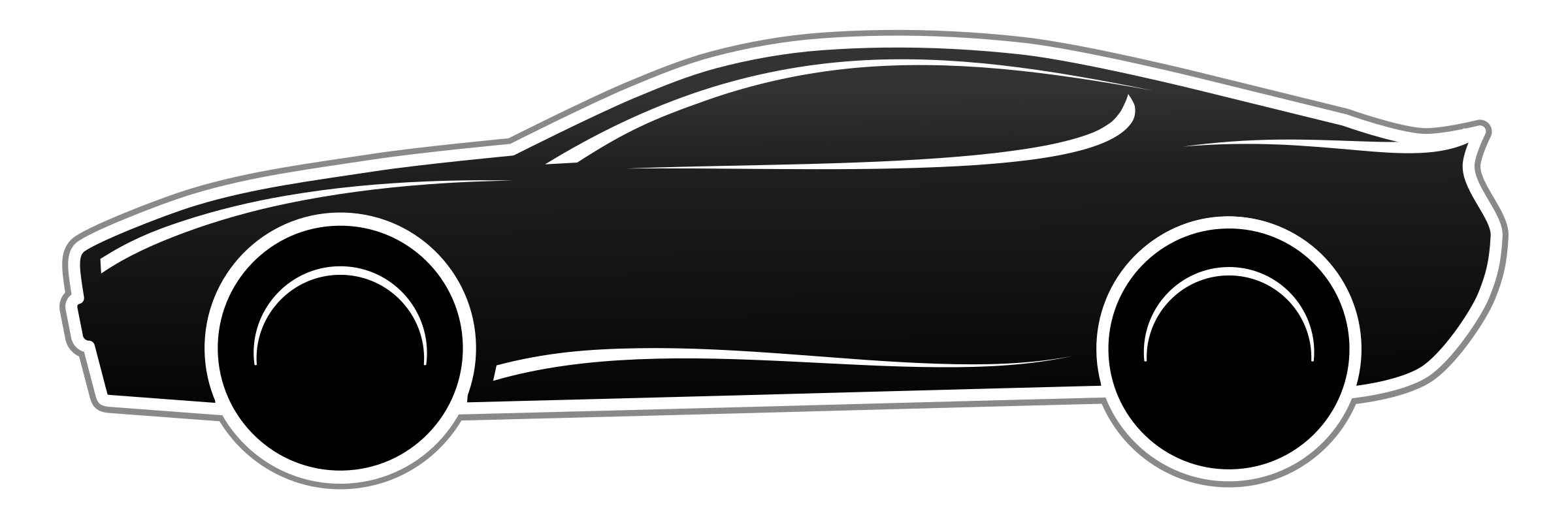 fast car png black and white transparent fast car black and white rh pluspng com car clipart black and white free car clipart black and white top view