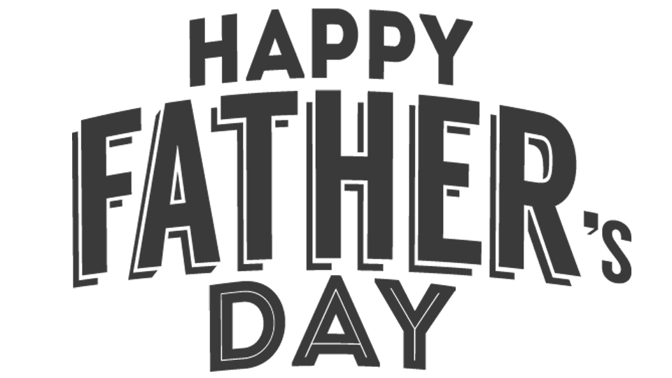 Fathers Day HD PNG - 96342