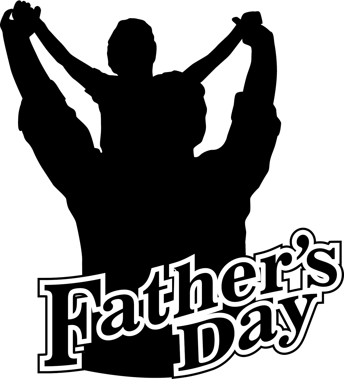 Fathers Day PNG Transparent I