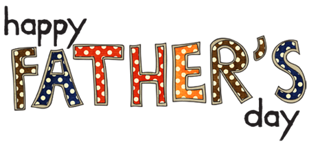 Fathers Day HD PNG - 96343