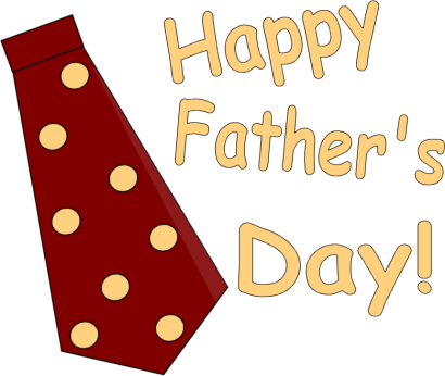 Fathers Day HD PNG - 96357