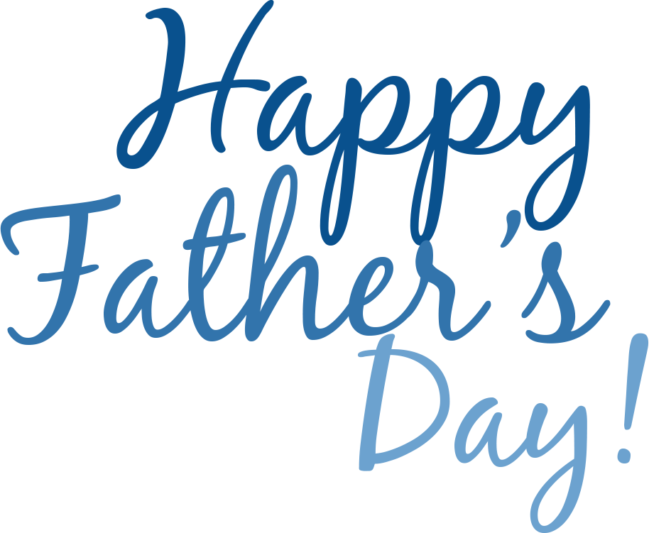 Fathers Day HD PNG - 96347