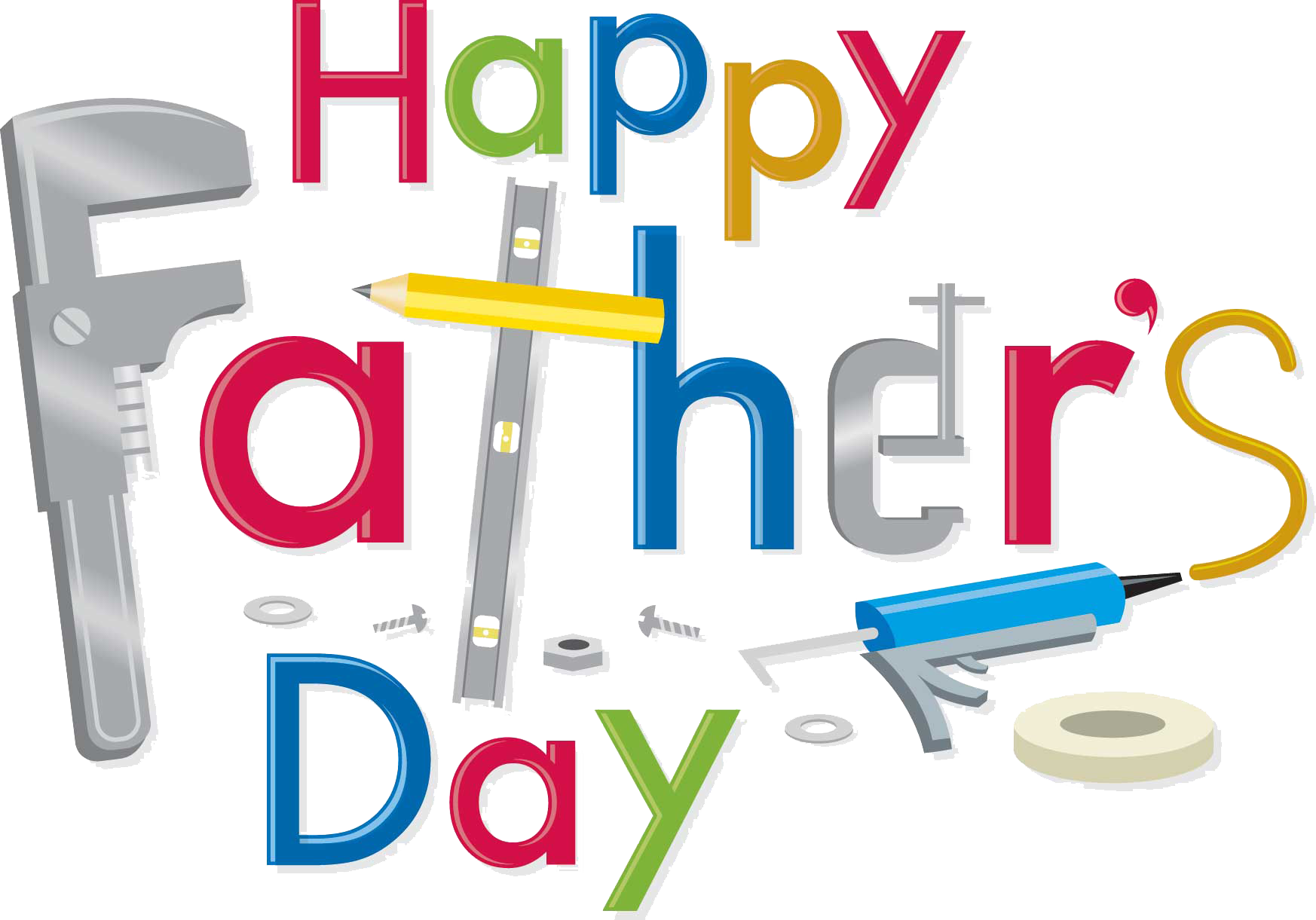 Fathers Day HD PNG - 96344