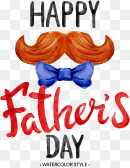 Fathers Day HD PNG - 96350