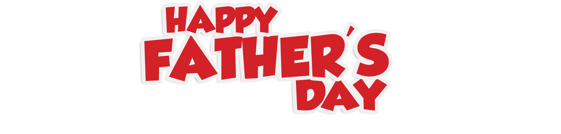 Fathers Day HD PNG - 96356