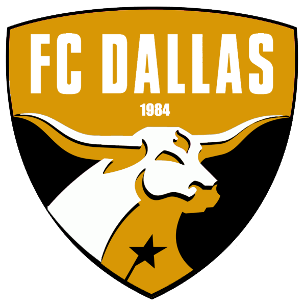 FC Dallas Alternative logo by NaonedPride PlusPng.com  - Fc Dallas PNG