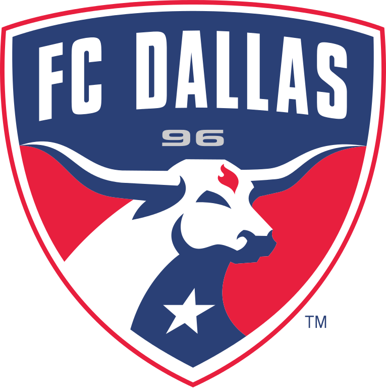 File:FC Dallas logo.svg - Fc Dallas Logo Vector PNG - Fc Dallas PNG
