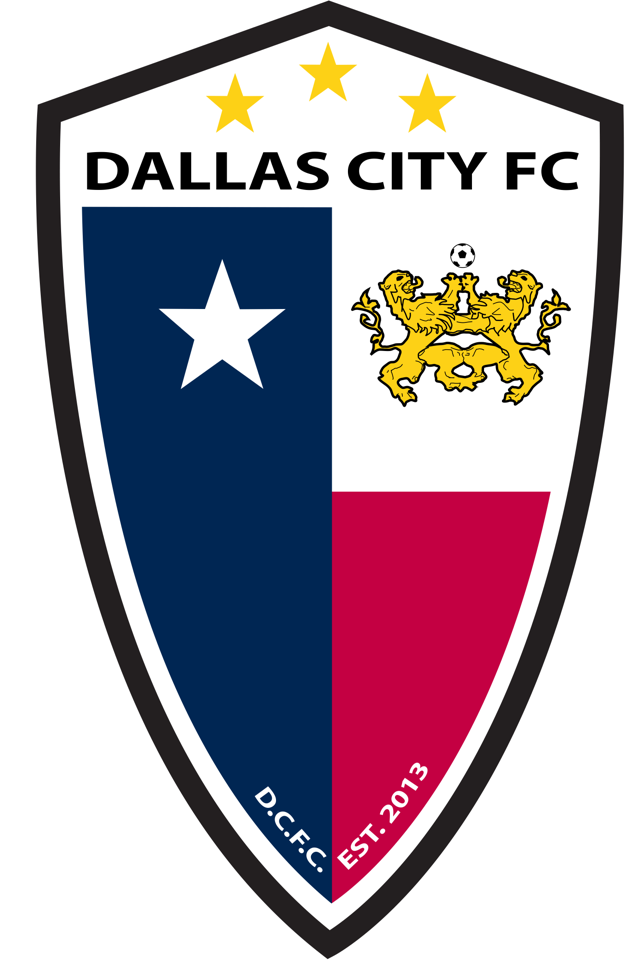 Region3Soccer: Dallas City FC return professionally organised soccer to the  city - Fc Dallas Logo - Fc Dallas PNG