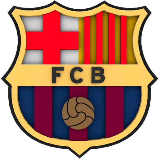 FC Barcelona PNG Logo - PNG Image With Transparent Background - Fcb HD PNG