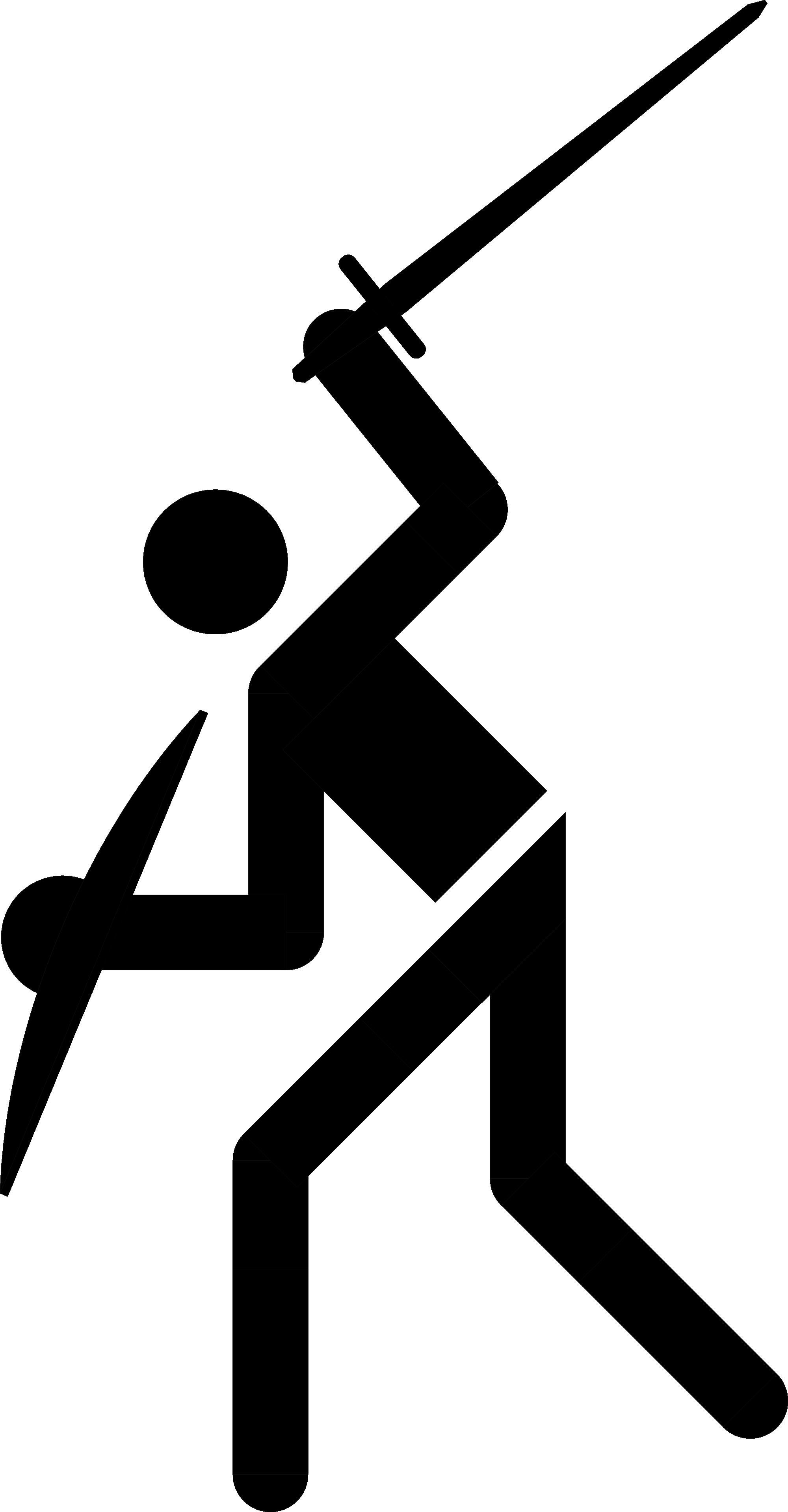 fechten_piktogramm_schwert2_ver1.3.4.4_gross.png - Fechten PNG