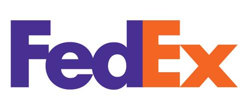 FedEx-Logo - Fedex PNG