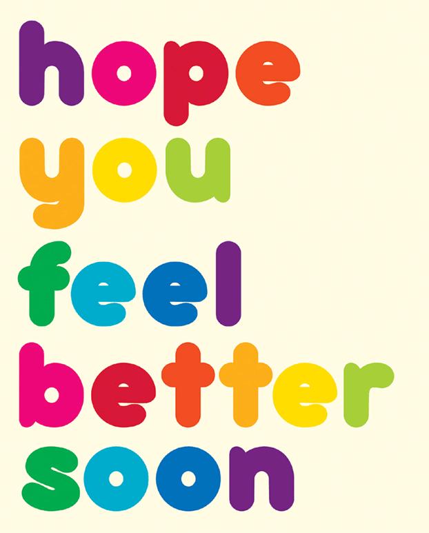 Feel Better Soon PNG - 84258