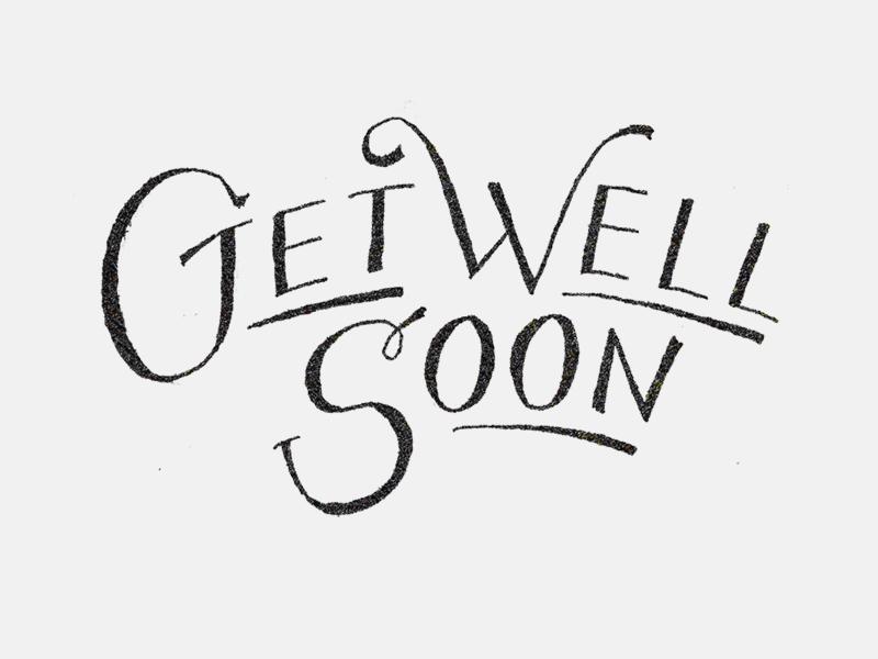 Feel Better Soon PNG - 84255