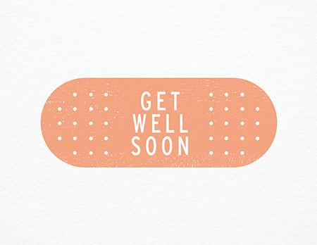 Feel Better Soon PNG - 84266
