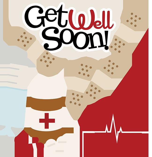Feel Better Soon PNG - 84256
