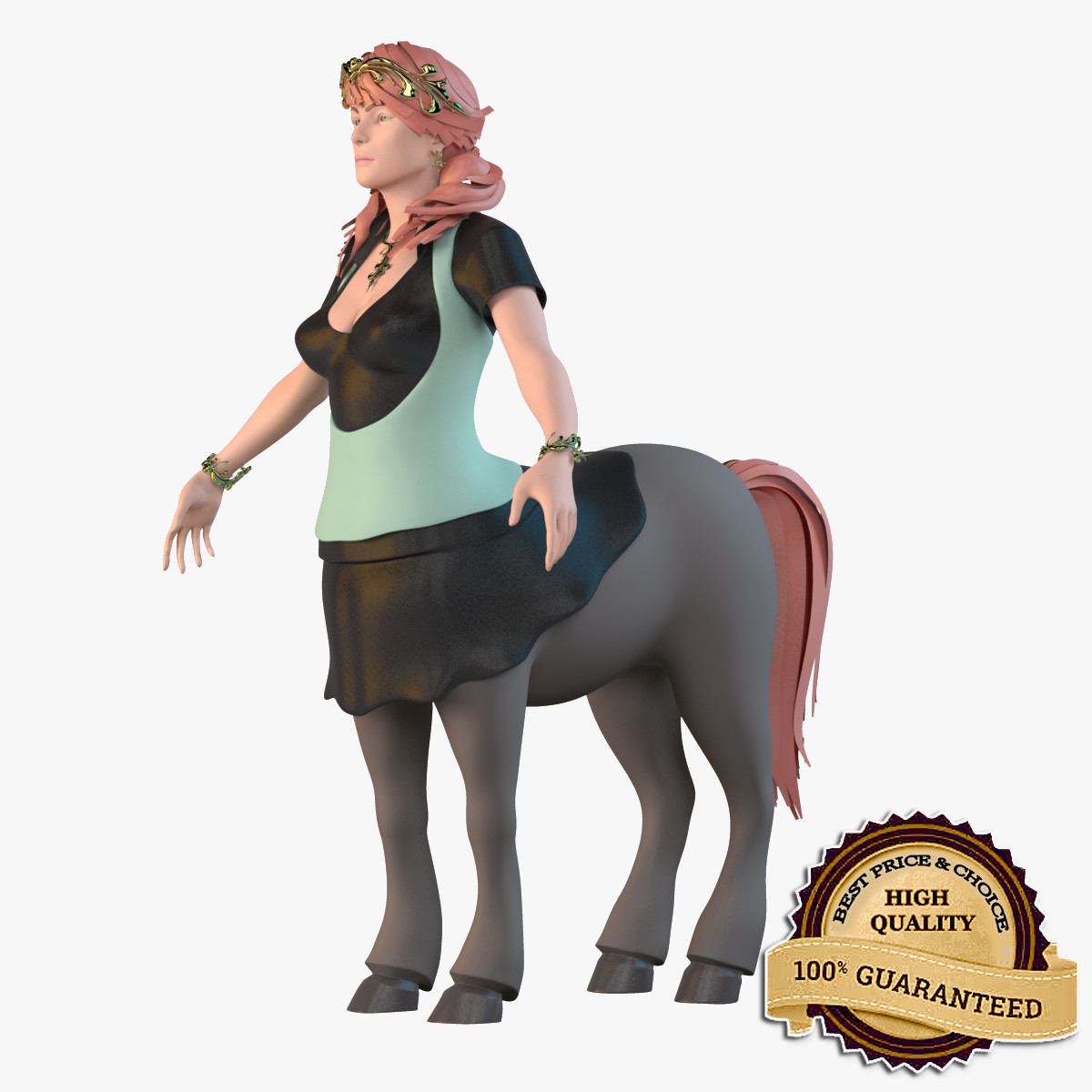 Female Centaur PNG - 13639