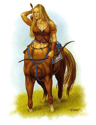 Centaur.png - Female Centaur PNG