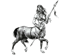 Female Centaur PNG - 13622