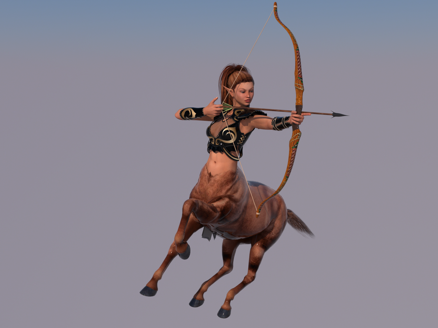 Female Centaur PNG - 13633