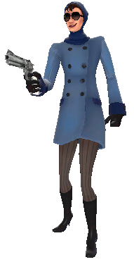 Female Spy PNG