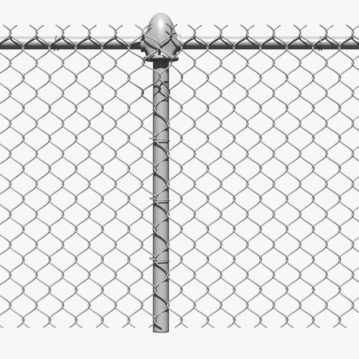 Chain Link Fence Fence Png - Fence PNG