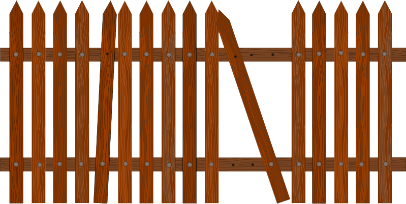 Fence PNG - 19861