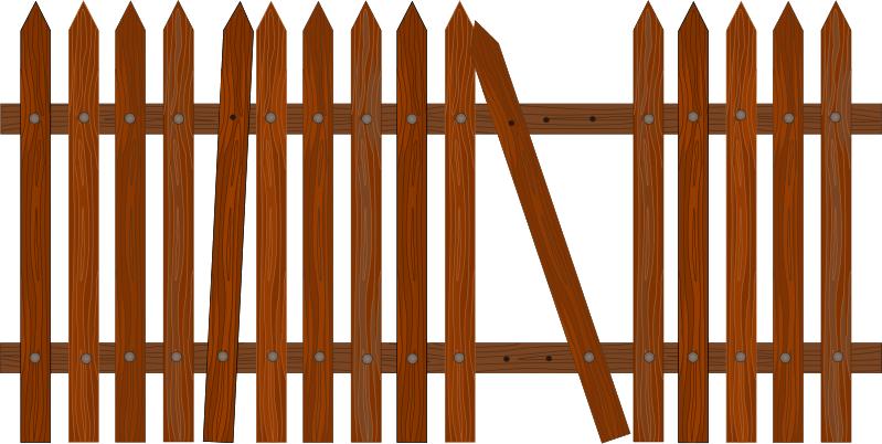 Fence Transparent PNG Image - Fence PNG