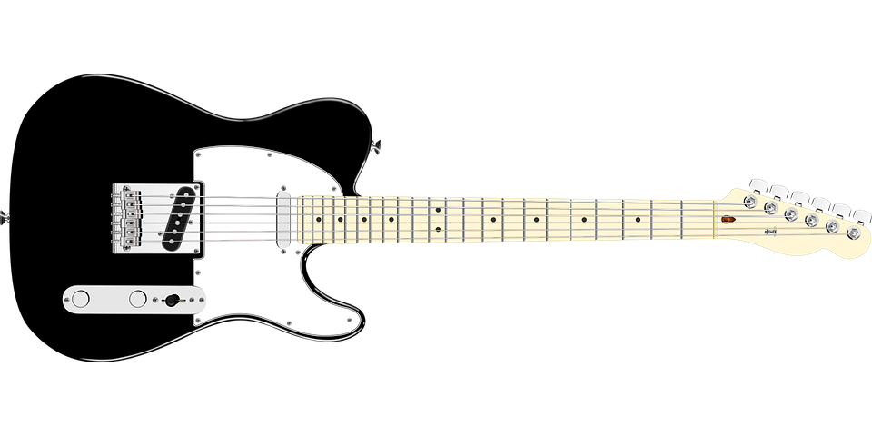 Music, Instrument, Guitar, Fender, Telecaster - Fender PNG