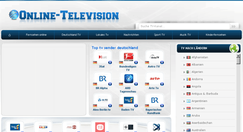 Fernsehen Gucken Online Kostenlos