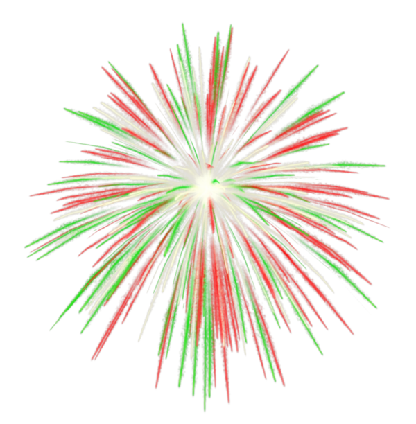 Feu Artifice PNG