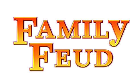 File:Family Feud Alternate Logo.png - Feud PNG