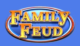 File:Family Feud Harvey Logo.png - Feud PNG