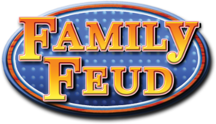 File:Logo of Family Feud.png - Feud PNG