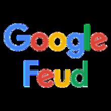 Google Feud Logo (2016-present).png - Feud PNG