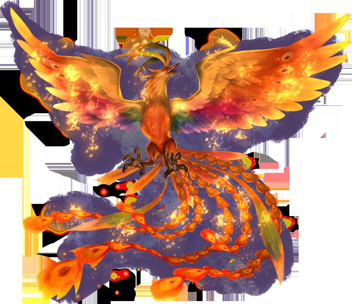 Phoenix PNG - 6943