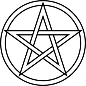 Pentacle PNG - 7064