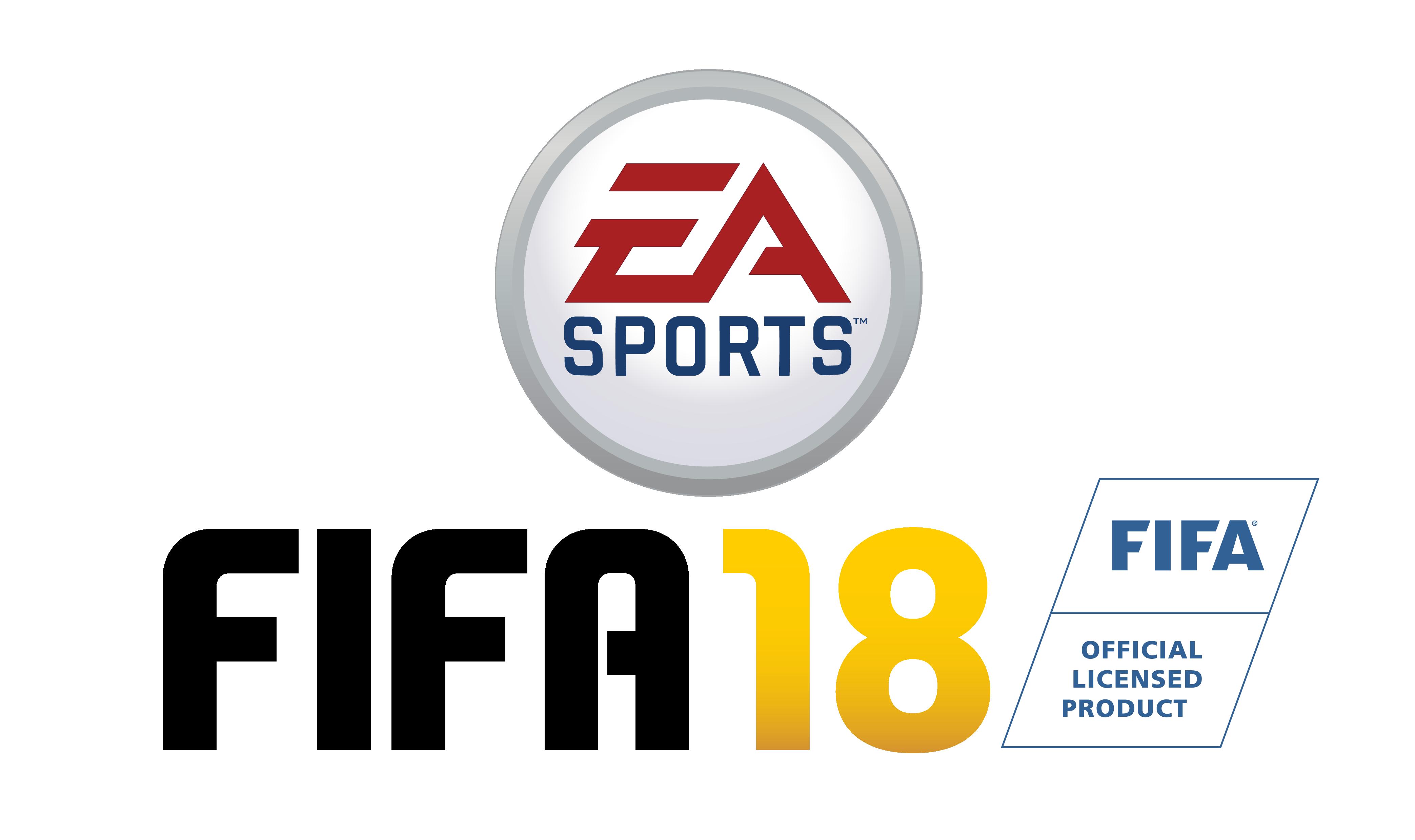 FIFA 18 Demo Download - Fifa Logo PNG