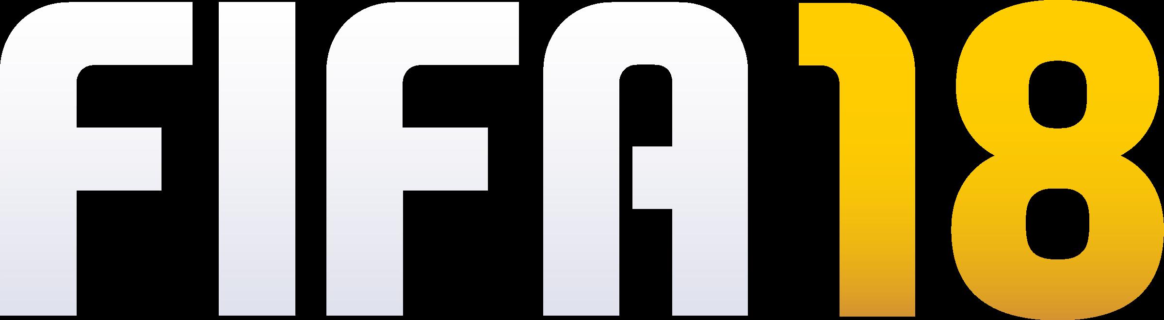 Fifa 18 Logo Png Transparent & Svg Vector - Pluspng Pluspng.com - Fifa Logo PNG