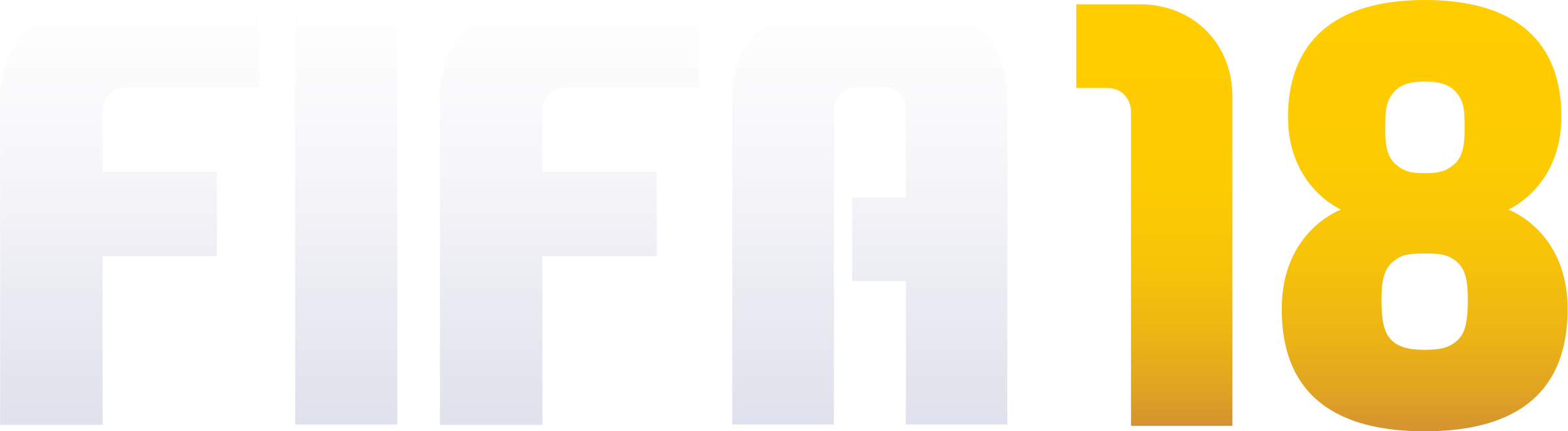 Fifa 18 Logo Png Transparent