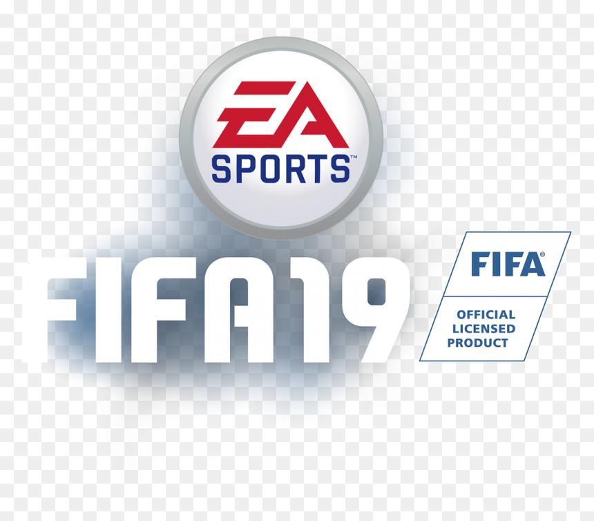 Fifa 19 Logo Png, Transparent