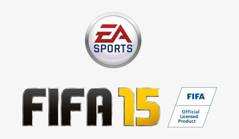 Fifa15 Logo Ea Sport Png - Logo De Fifa 15 Transparent Png Pluspng.com  - Fifa Logo PNG