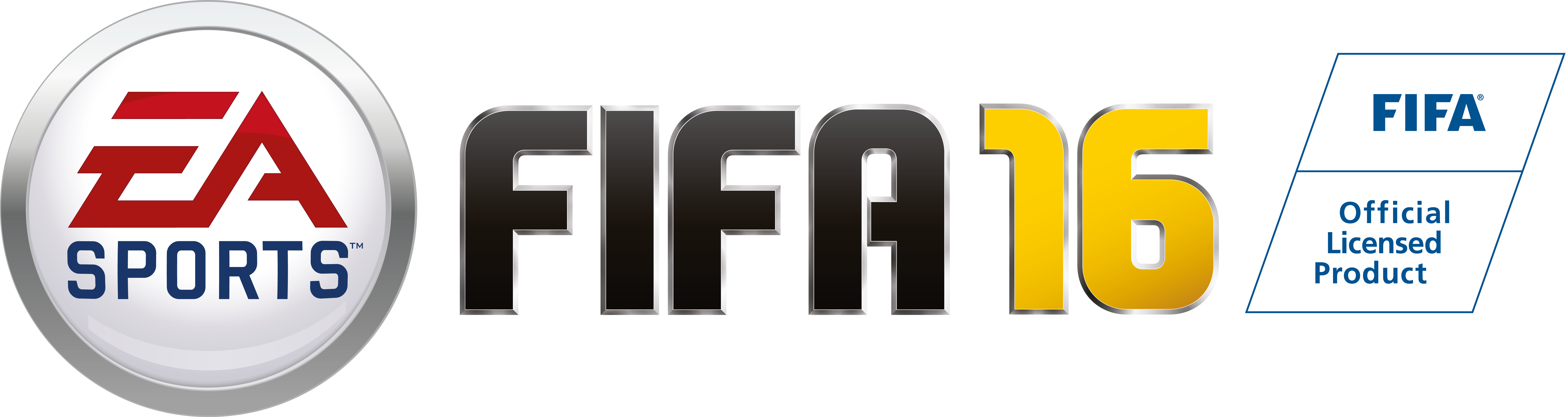 Fifa_16_logo - Fifa PNG