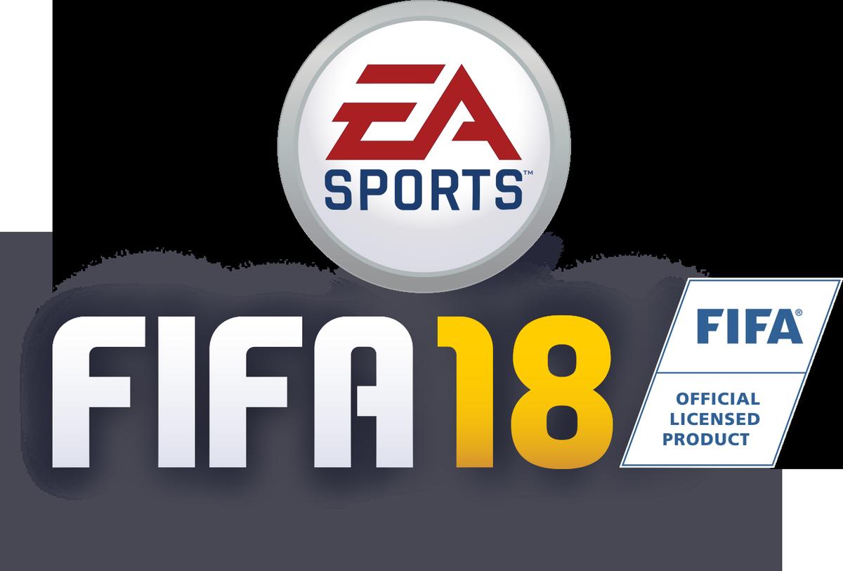 FIFA 18 Logo (7 Images) - Fifa PNG