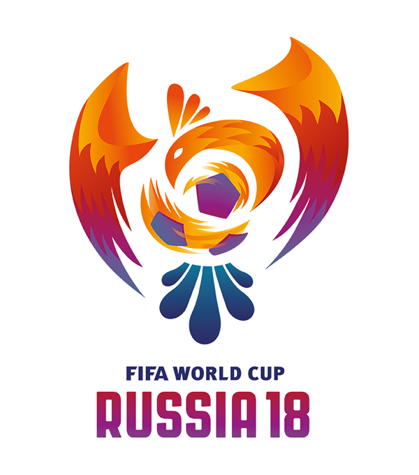 Fifa World Cup 2018 Russia Official Logo