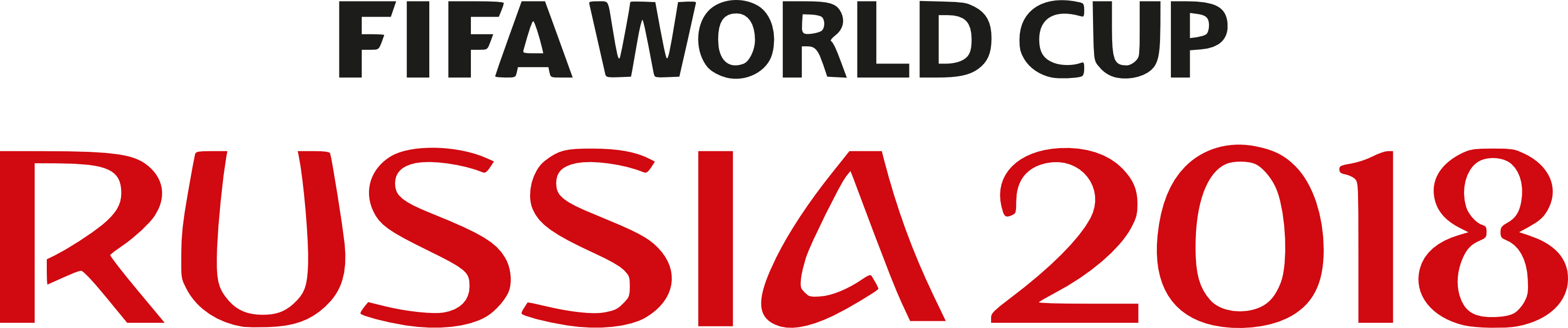 File:Fifa World Cup Russia 2018 logo.png - Fifa World Cup 2018 Logo PNG