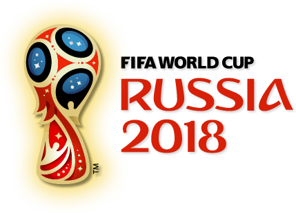 OFFICIAL TELEVISION FIFA WORLD CUP 2018 - Fifa World Cup 2018 Logo PNG