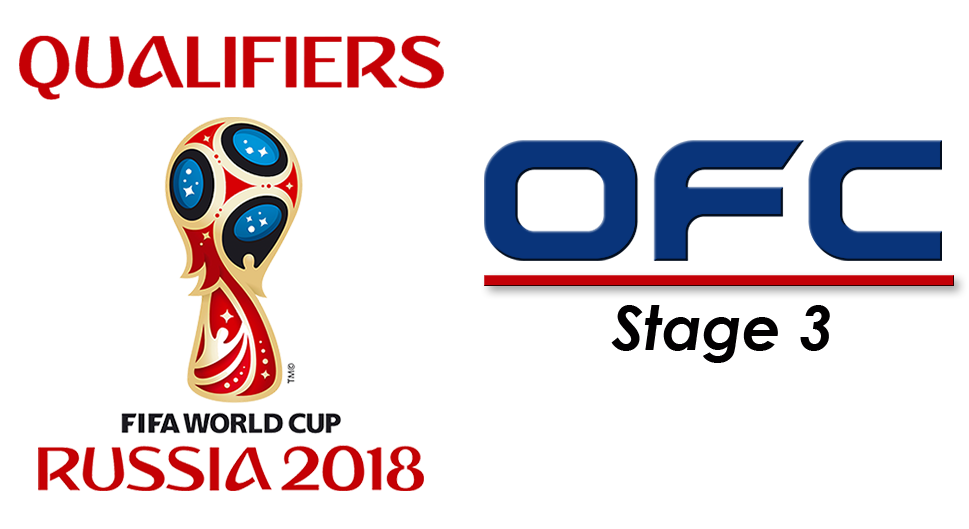 Stage 3 Draw Complete - Fifa World Cup 2018 Logo PNG