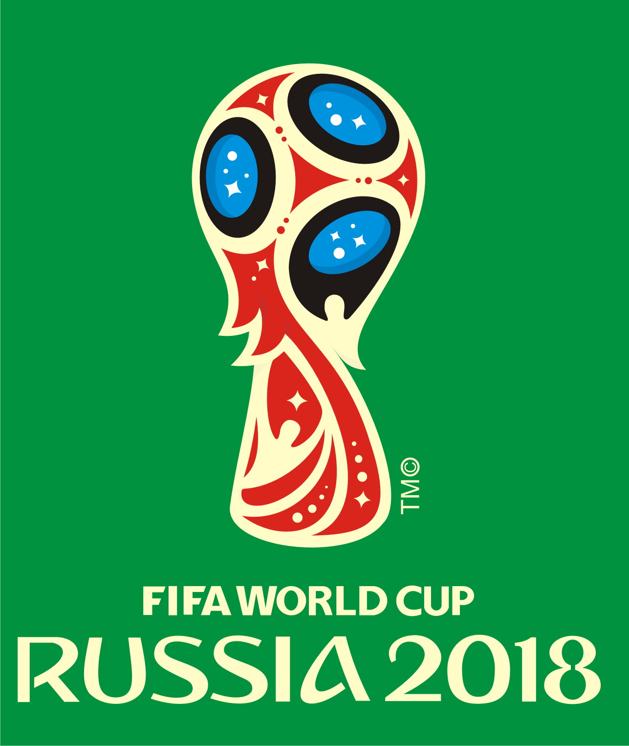 The Winners Will Qualify For The 2021 FIFA Confederations Cup. - Fifa World Cup 2018 Logo PNG