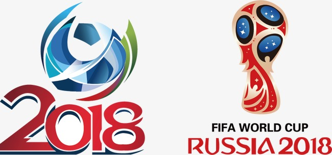 2018 World Cup Logo Vector, 2018, Football, Sports PNG And Vector - Fifa World Cup 2018 Vector PNG